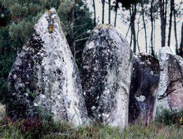 4 Menhire Carnac