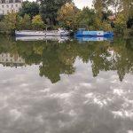 Erdre in Nantes