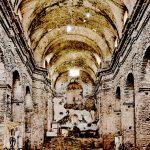 Kirchenruine auf Korsika