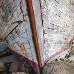 Schiffsfriedhof Auray Bretagne #1
