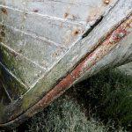 Schiffsfriedhof Auray Bretagne #2
