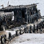 Schiffsfriedhof Lanester Bretagne #1