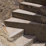 Treppe auf Korsika