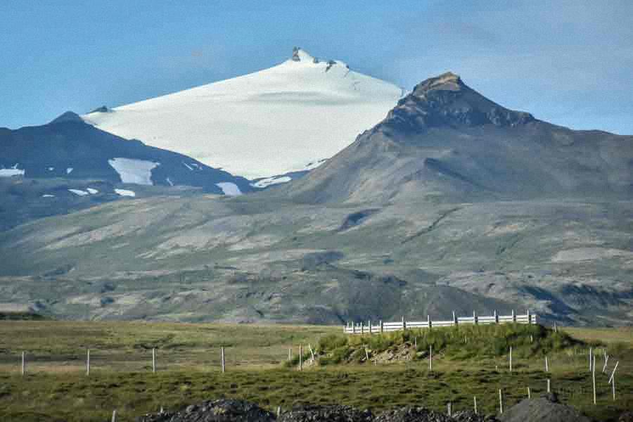 Snaefellsnesjökull Island