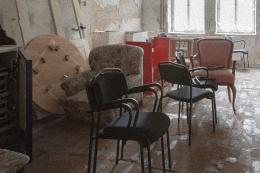 Waldlust Hotel Stühle